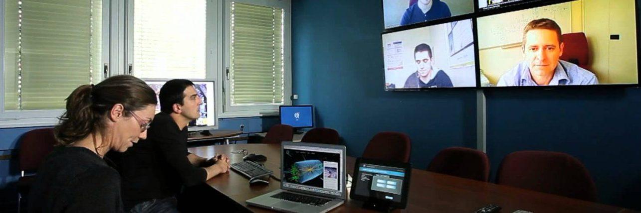 e-Raziskovalna infrastruktura navideznih sodelovalno-raziskovalnih okolij